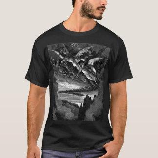 Schlechte Engel - Gustave Dore T-Shirt