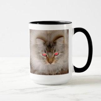 Schlechte Katzen-Tasse Tasse