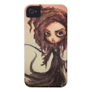 Schlechte Witchy Zauberer iPhone 4 Cover