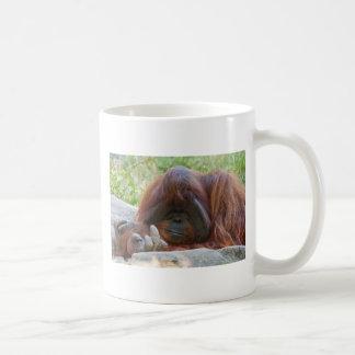 Schlechter Affe Kaffeetasse