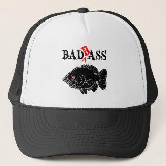 Schlechter Bass-Fernlastfahrer-Hut Truckerkappe