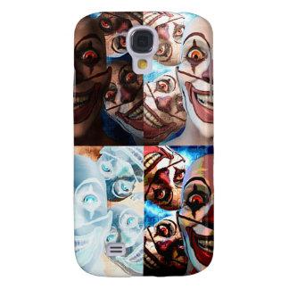 Schlechter Clowns-Trick oder Leckerei? Galaxy S4 Hülle