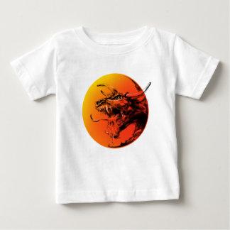 Schlechter Drache Baby T-shirt