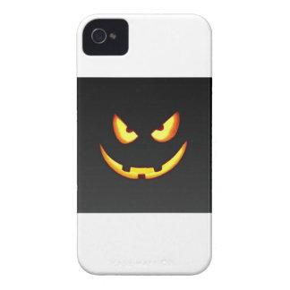 Schlechter Halloween-Kürbis iPhone 4 Case-Mate Hüllen