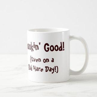 Schlechter Hase-Tag Kaffeetasse