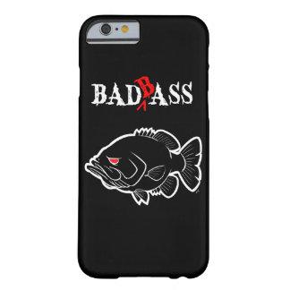 Schlechter intelligenter Telefon-Bass-Kasten Barely There iPhone 6 Hülle