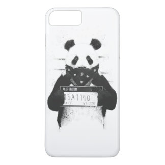 Schlechter Panda iPhone 7 Plus Hülle