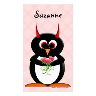 Schlechter Penguin-niedliche Visitenkarten