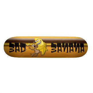 schlechtes Banane Skateboard 19,1 Cm Old School Skateboard Deck