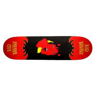 Schlechtes Bananen-Skateboard 18,1 Cm Old School Skateboard Deck