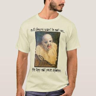 Schlechtes Clown-T-Stück T-Shirt