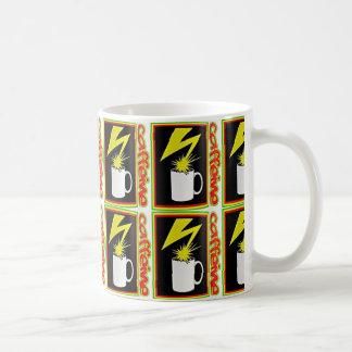 Schlechtes Gehirn-Kaffee-Tassen-Punk-hardcore! Kaffeetasse