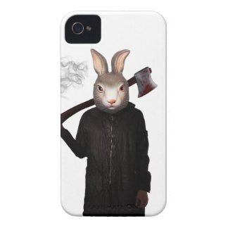 Schlechtes Kaninchen Case-Mate iPhone 4 Hüllen
