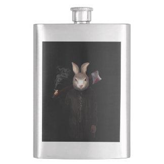 Schlechtes Kaninchen Flachmann