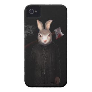 Schlechtes Kaninchen iPhone 4 Case-Mate Hüllen