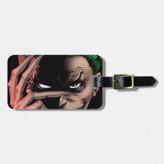 Schlechtes Monster-Gesicht Kofferanhänger
