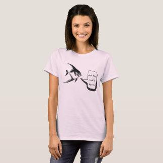 Schlechtes   Wortspiel   der Fisch-nicht T-Shirt