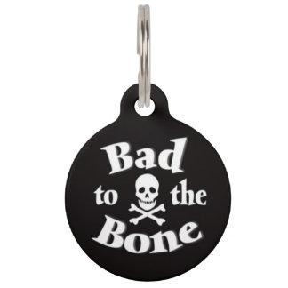 Schlechtes zum Knochen-Haustier Tiermarke