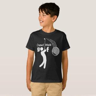 Schleichen-Weg-Golf T-Shirt