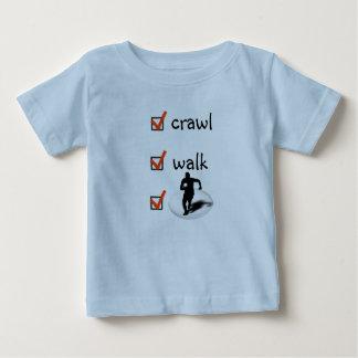 Schleichen-Weg-Rugby Baby T-shirt
