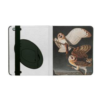 Schleiereule Audubon Platten-171 iPad Hüllen