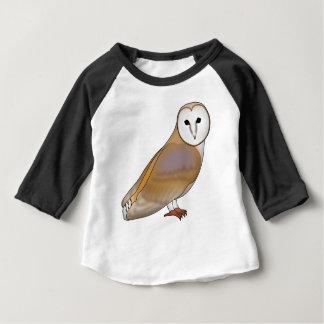 Schleiereule Baby T-shirt