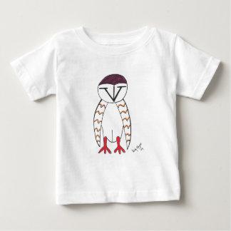 Schleiereule Säuglings-T - Shirt