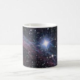 Schleiernebelfleck der NASAs ESA Kaffeetasse