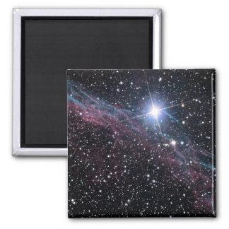 Schleiernebelfleck der NASAs ESA Quadratischer Magnet
