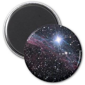 Schleiernebelfleck der NASAs ESA Runder Magnet 5,1 Cm