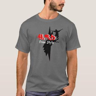 Schleifen skateboarding Skateboard-Shirt T-Shirt