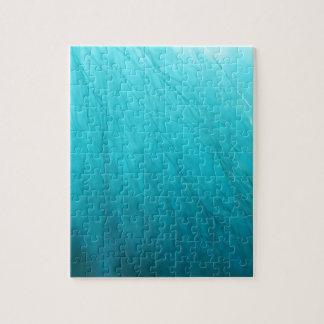 Schleppangel-Blau Puzzle