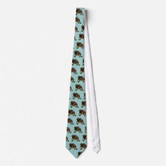 SCHLEPPANGEL-KÖNIG Krawatte