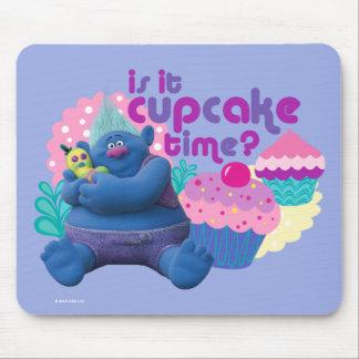 Schleppangeln| Biggie - ist es Kuchen-Zeit? Mousepad