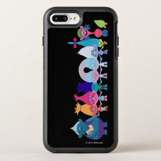 Schleppangeln | umarmt alle herum OtterBox symmetry iPhone 8 plus/7 plus hülle