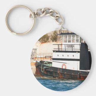 Schlepper-EIN-Weise keychain Schlüsselanhänger