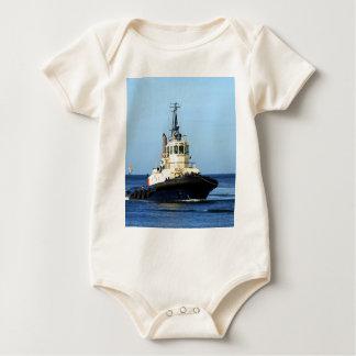Schlepper Tingari, Australien Baby Strampler