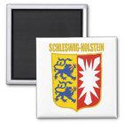 Schleswig-Holstein COA Quadratischer Magnet