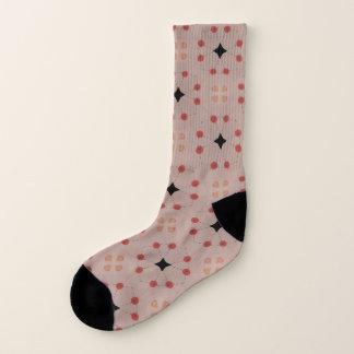 Schließen Sie die Punkte an Socken