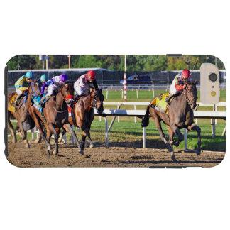 Schließen Sie, Pennslyvania Derby Sieger an Tough iPhone 6 Plus Hülle