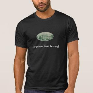 Schließen Sie WhiteHouse T - Shirt aus