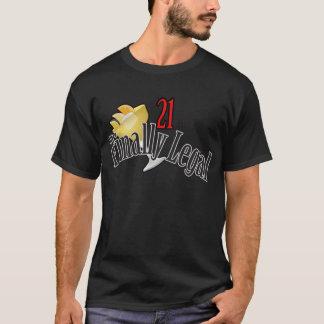 Schließlich legal T-Shirt