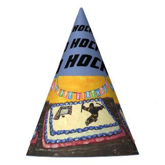 Schlitten-Hockey-Party-Hut Partyhütchen