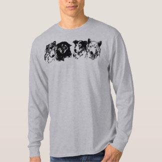Schlitten-Hunde T-Shirt