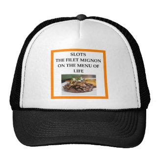 SCHLITZE TRUCKER CAP