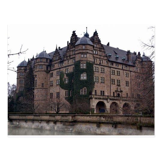 Schloss-1 Postkarte