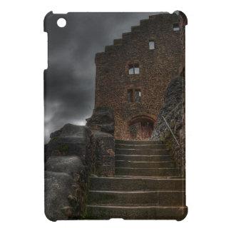 Schloss-altes Land-rustikaler Schmutz iPad Mini Hülle