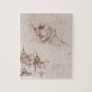 Schloss Apostel-Jacobus Sforza, Leonardo da Vinci Puzzle