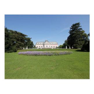 Schloss Benrath - Ansicht vom Park Postkarte