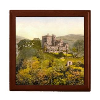 Schloss-Campbell-Dollar Schottland Schmuckschachtel